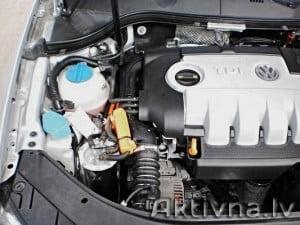 Samazinam degvielas patēriņš volkswagen passat b6
