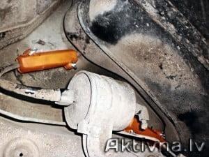 Samazinam degvielas patēriņš volvo 440