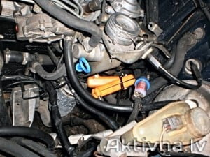 Samazinam degvielas patēriņš volvo 940 2,3