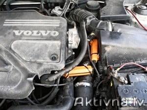 Samazinam degvielas patēriņš volvo s70