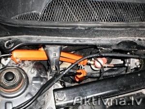Samazinam degvielas patēriņš volvo xc90 gāze