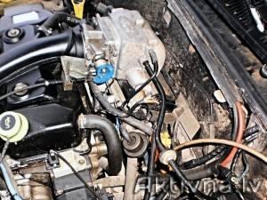 Снижайте расход топлива форд эскорт 1,8
