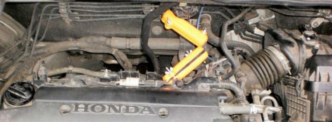 HONDA. Снижается расход топлива Хонда